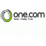 One.com GB's logo