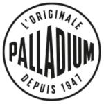 Palladium's logo