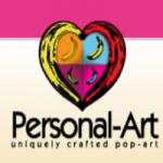 Personal-Art's logo