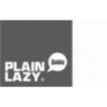 Plain Lazy's logo
