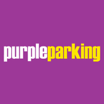 Purple Parking's logo