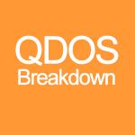 QDOS Breakdown's logo
