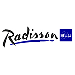 Radisson Blu's logo