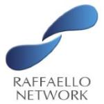 Raffaello Network's logo
