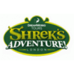 Shrek Adventures's logo