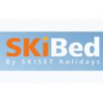 Skibed's logo