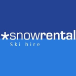 Snow Rental's logo