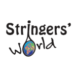 Stringers' World's logo