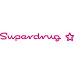 Superdrug's logo