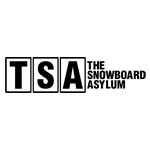 The Snowboard Asylum's logo