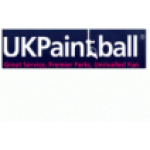 UK Paintball's logo