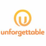Unforgettable's logo