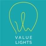 Value Lights's logo