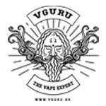 VGuru Online vape store's logo