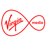 Virgin Media's logo