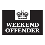 Weekend Offender's logo