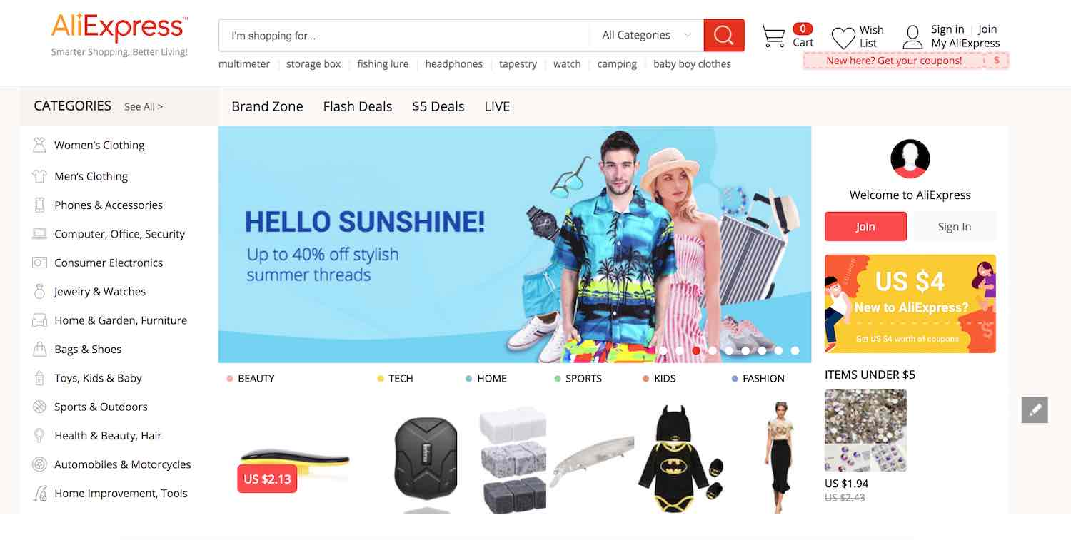 Cashback on Aliexpress: reviews and rating of services 51