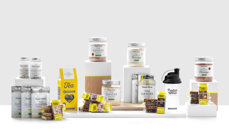 Protein World products