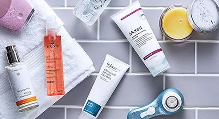 Skincare available from Feelunique