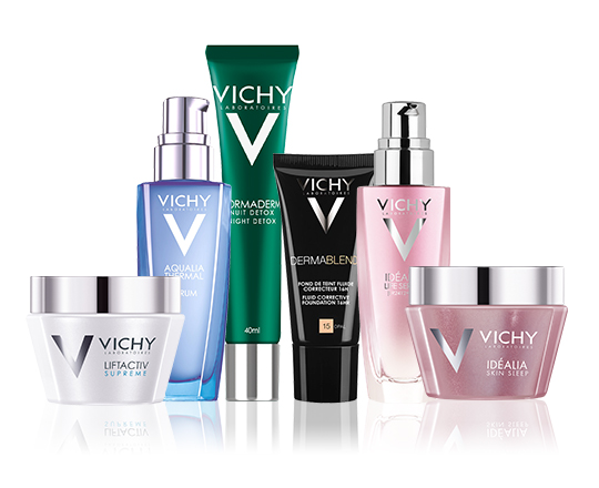 Vichy products