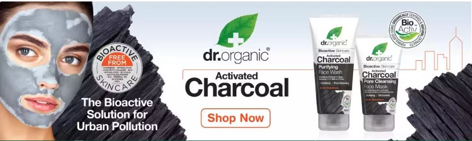 activated charcoal mask from holland and barrett