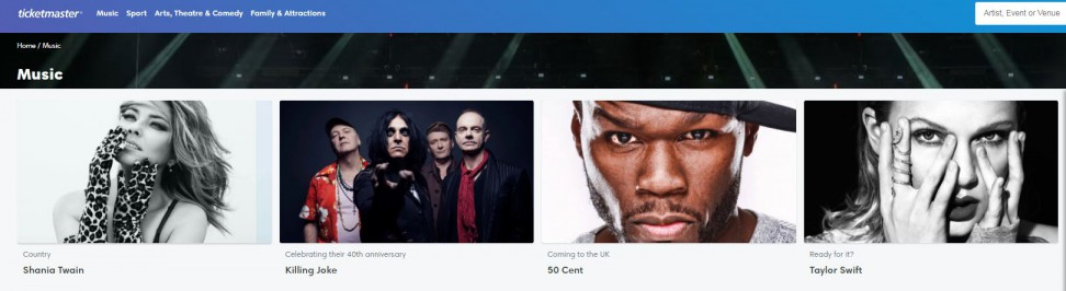 ticketmaster cashback
