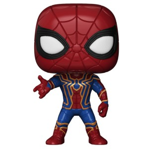 zavvi spiderman pop!