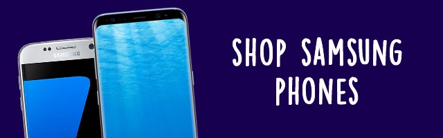 Shop Samsung phones at Music Magpie
