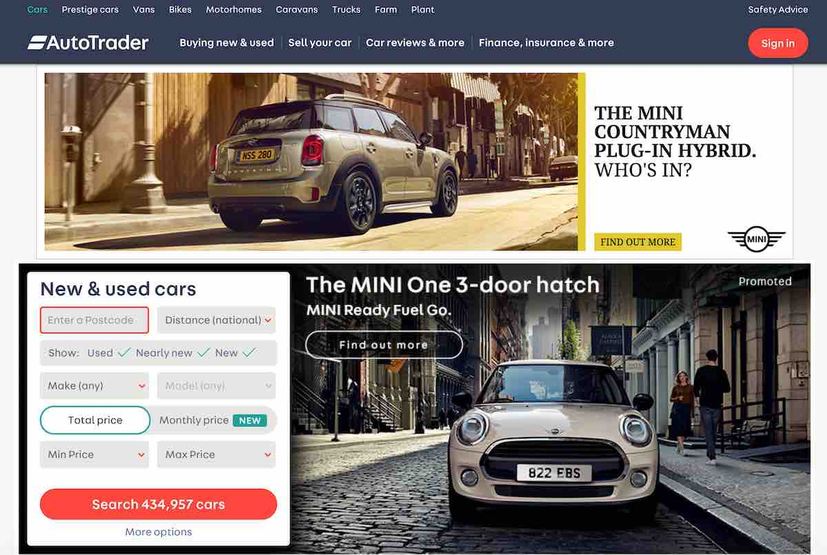 AutoTrader Cashback, Voucher Codes & Discount Codes | Quidco