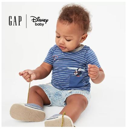 gap disney baby wear