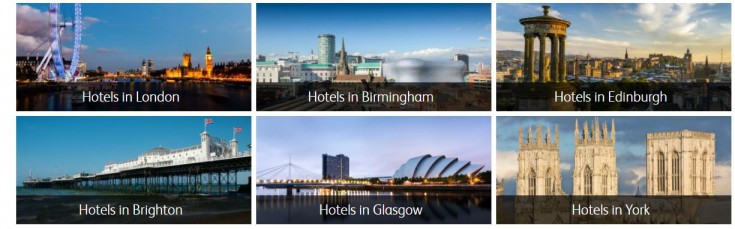 Travelodge destinations