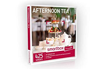 Buyagift Afternoon Tea Smartbox
