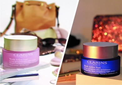 Clarins day and night cream