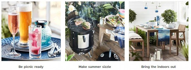m&s outdoor furniture and accessories
