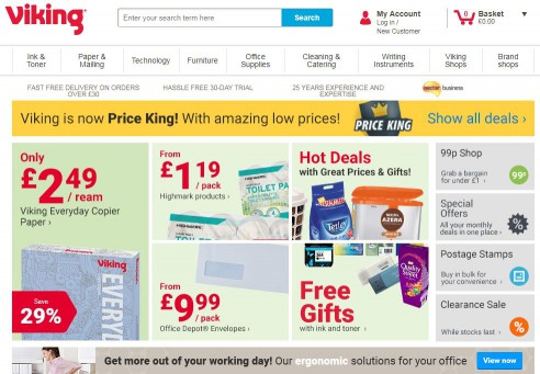 viking cashback offers