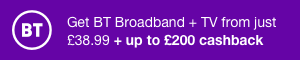 BT Broadband sitewide